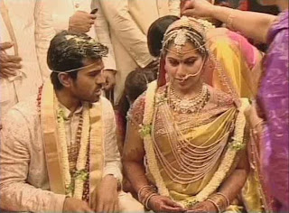 Ram Charan Teja Wedding Photos