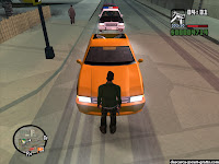 GTA San Andreas Snow Mod - screenshot 19