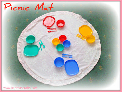 child picnic mat