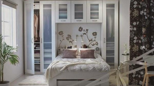40 Desain Kamar Tidur Ukuran Kecil Untuk Inspirasi Anda