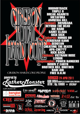 CIREBON TOTAL HARDCORE 2 powered by FATHERMONSTER