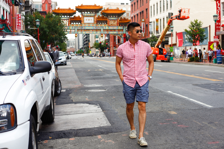 #WhereUNIQLO Levitate Style Washington DC | Summer Style Travel feat. Uniqlo, Daniel Wellington, Washington DC Chinatown, Menswear