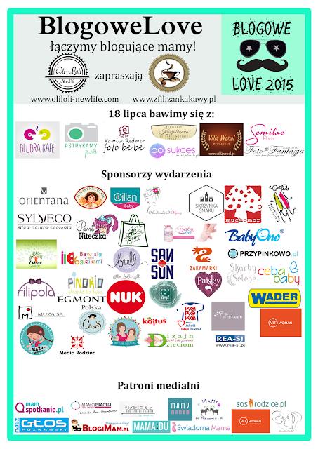 Cudowne blogujące Mamy na Blogowe Love 2015 w Poznaniu