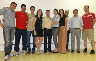 Participantes do Encontro Anual GESPORTE 2011