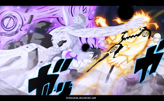 Obito Ten Tailed Jinchuuriki Sasuke Uchiha Naruto Uzumaki Anime HD Wallpaper Desktop PC Background 1786