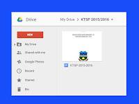 Unduh File Contoh Administrasi KTSP 2015-2016 SD .Docs