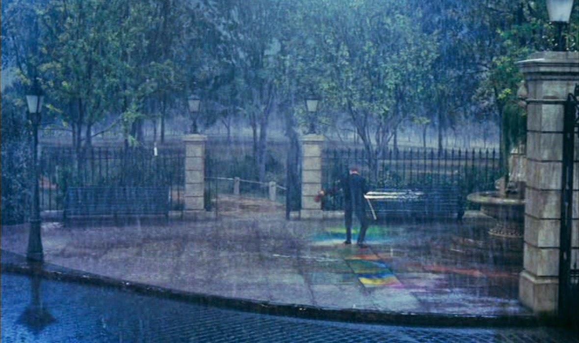 bert rain lluvia mary poppins dick van dyke