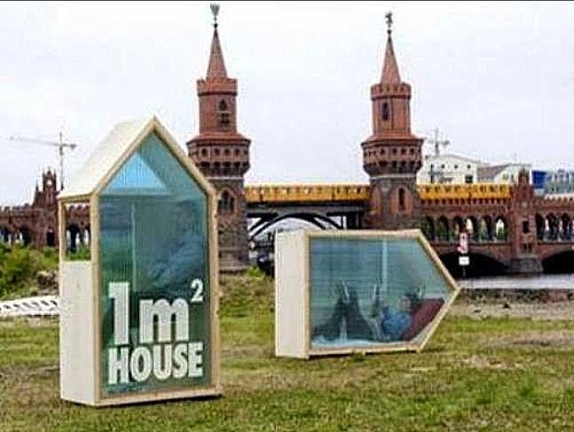 Smallest House In The World 2014 the flying tortoise: van bo le metnzel has created the world's