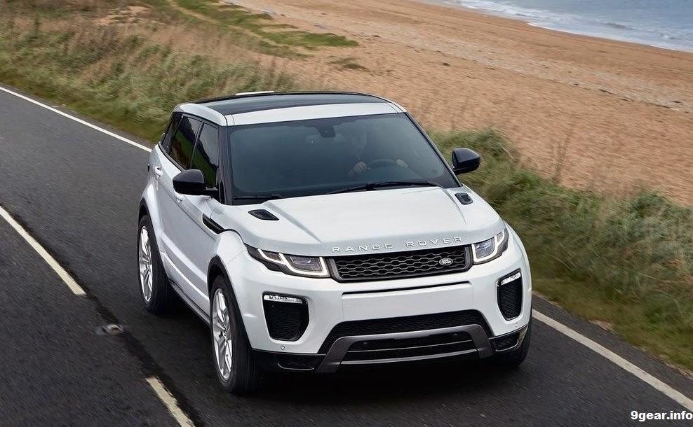 Perfect 2016 Land Rover Range Rover Evoque Ingenium TD4  Car