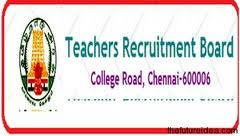 TRB Tamilnadu Recruitment 2013 Online Application Form