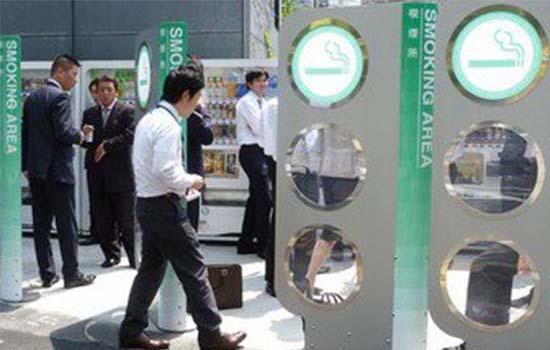 Punca Orang Jepun Tidak Merokok di Tempat Awam