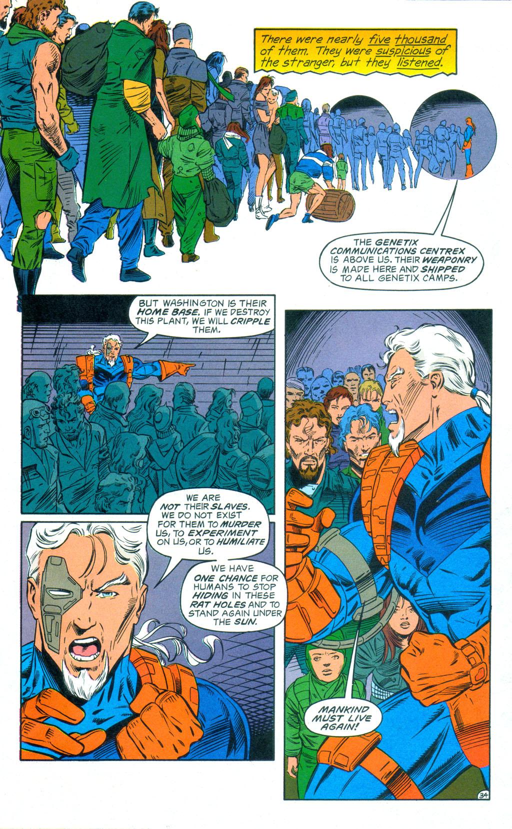 Deathstroke (1991) Annual 3 #3 - English 35