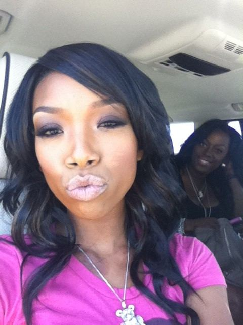 Celebrity Weave Of The Week Brandy Norwood Weaveapedia