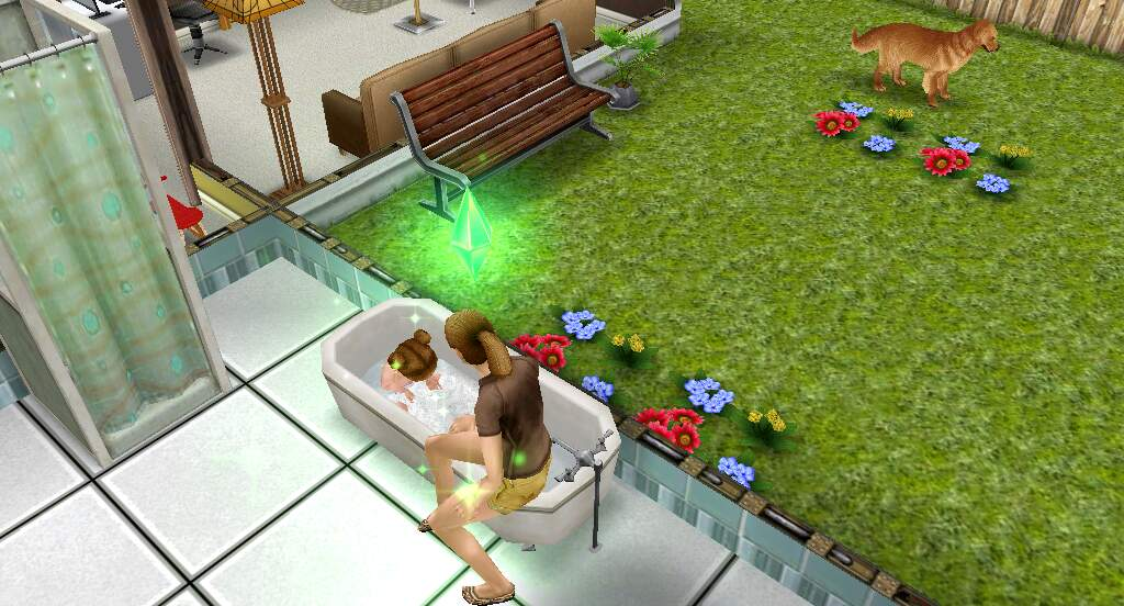 Sims freeplay dating while married