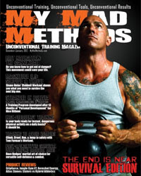 Did You Know That I Write For My Mad Methods Magazine?