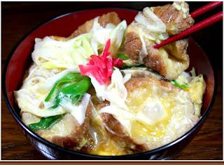 Aburafudonburi 油麩丼