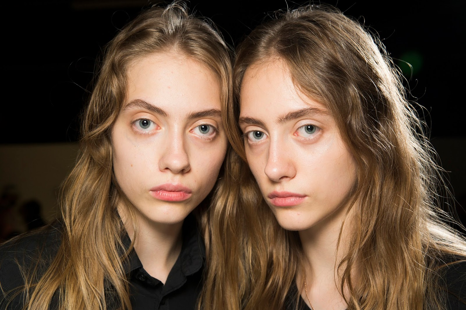NYFW beauty natural brows