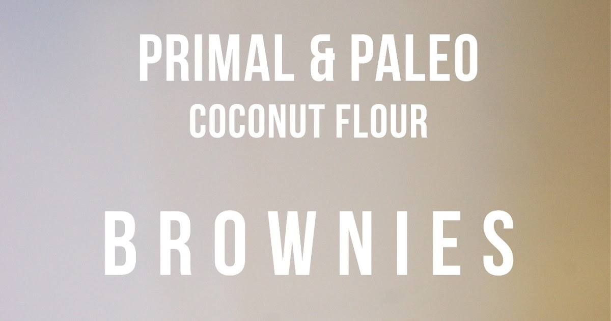 Paleo Coconut Flour Cake