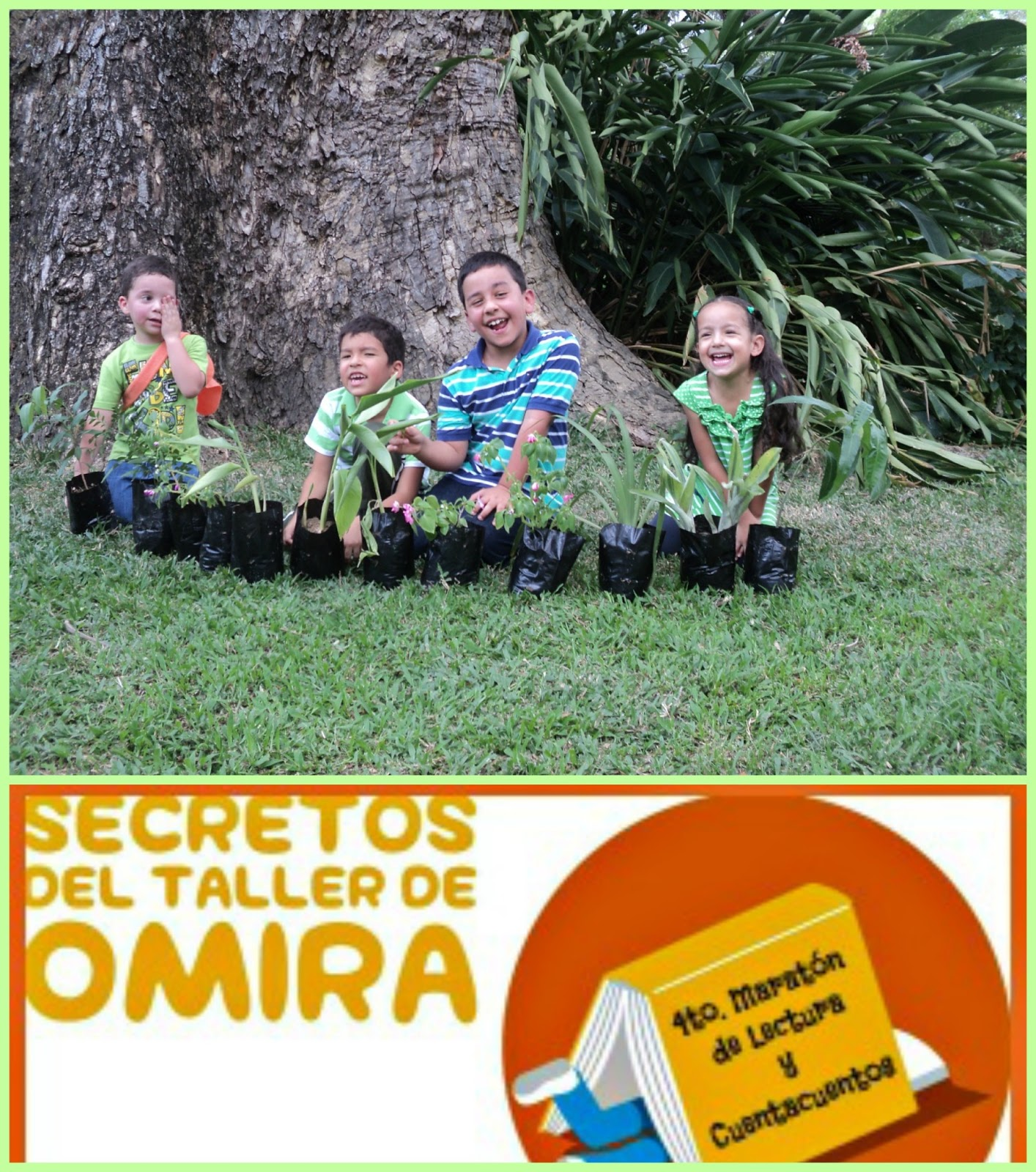 Secretos del taller de omira secretos del jard n 4to for Cancion secretos en el jardin