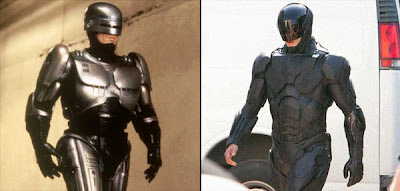 Robocop New Suit, Robocop, remake