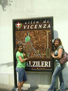 Travel Italy Vicenza