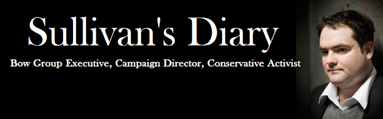 Sullivan&#39;s Diary - Conservative Party Activist