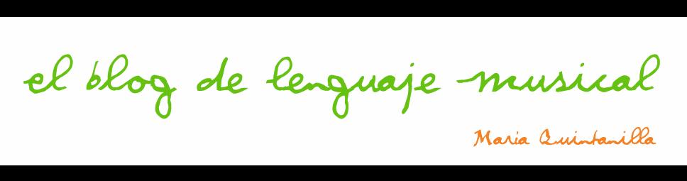 El Blog de Lenguaje Musical