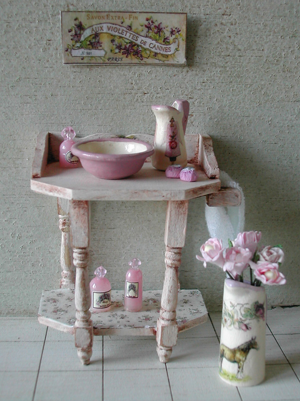 Cannella e melograno shabby or romantic - Camere da letto stile shabby chic ...
