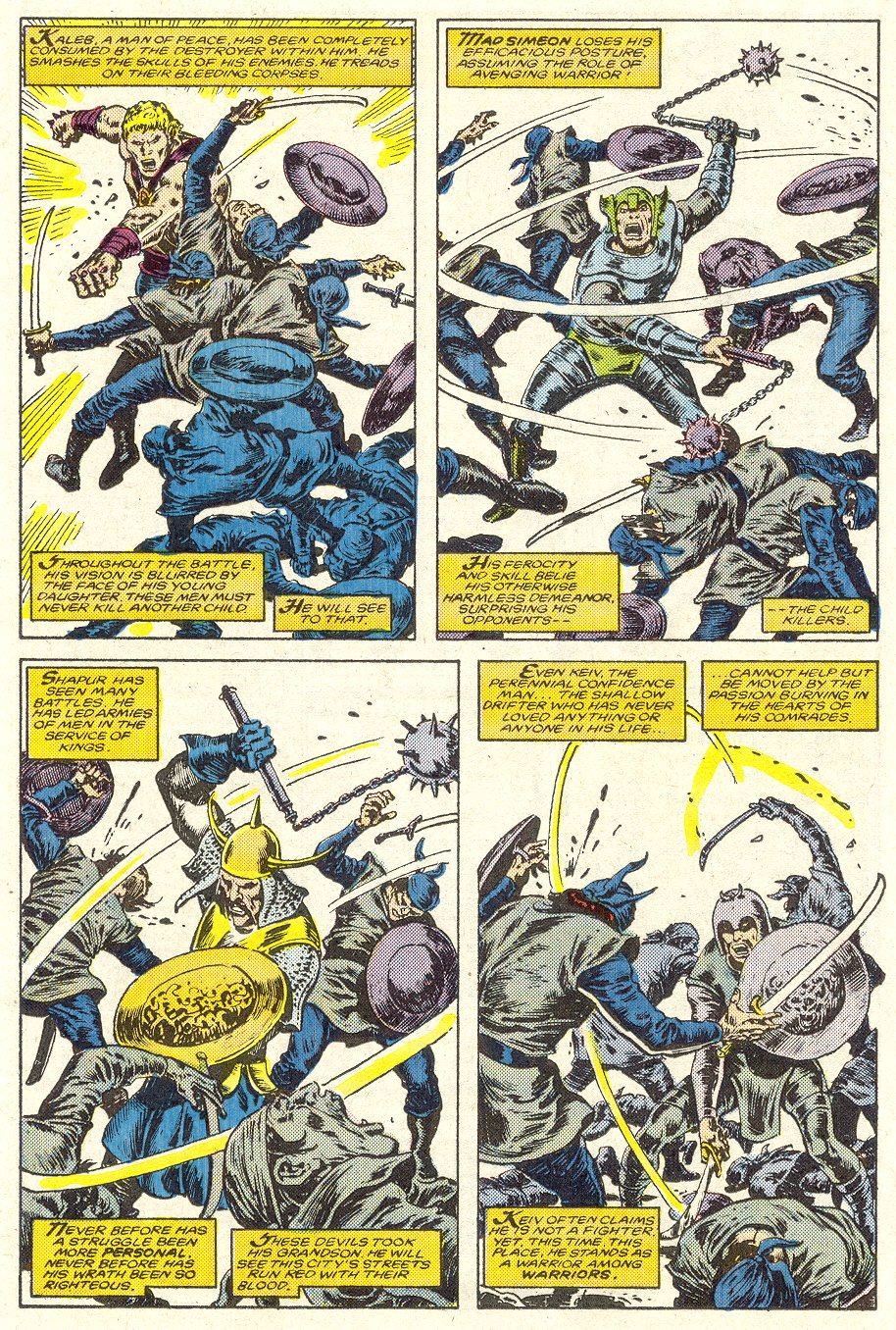 Conan the Barbarian (1970) Issue #188 #200 - English 18