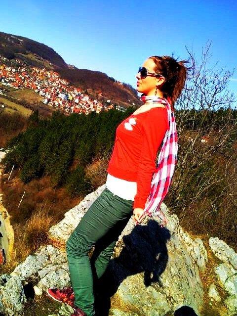 Marija Maric from Serbia