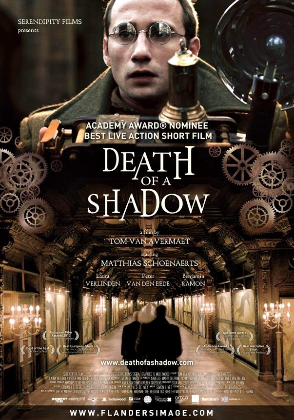 Muerte de una sombra, Tom Van Avermaet