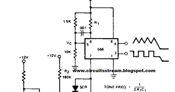 Wiring Schematic Diagram  Build A Tone Burst Generator