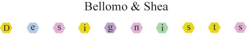 bellomo&shea designists