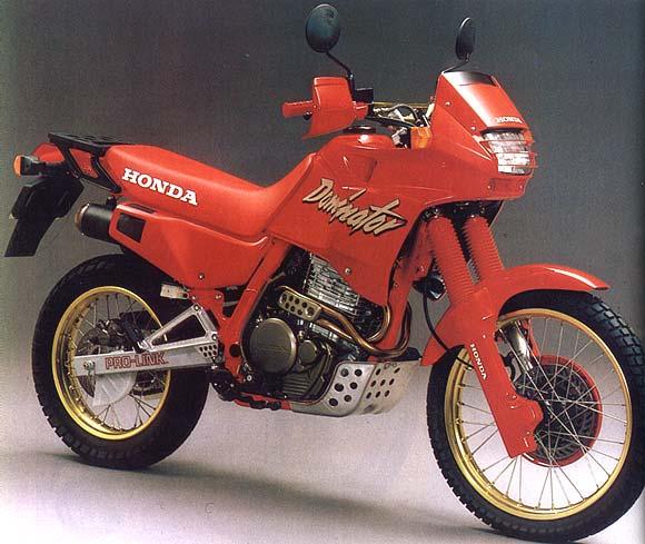 Rm Style  92   Honda Nx 650 Dominator