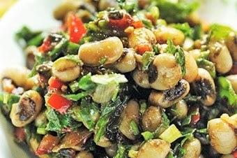 Börülceli maydanoz salatası tarifi