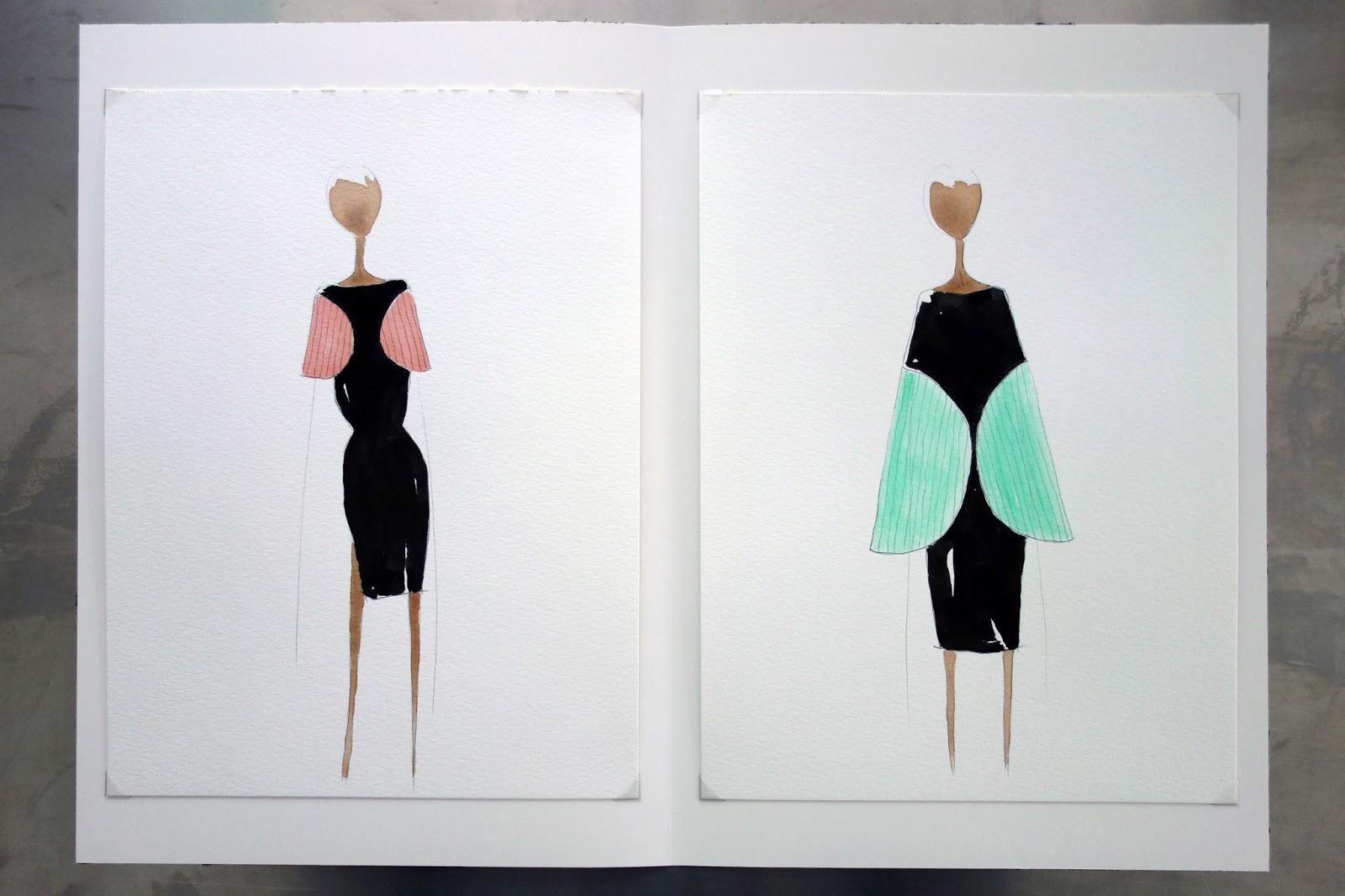 >clothes.hanuk.com: drawings, new york 2012