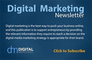 Digital Marketing News Email Subscription