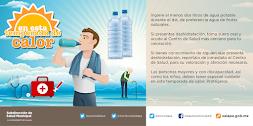 Promueve Salud Municipal medidas preventivas para una vida sana