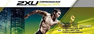 2XU Compression Run 2014, Malaysia