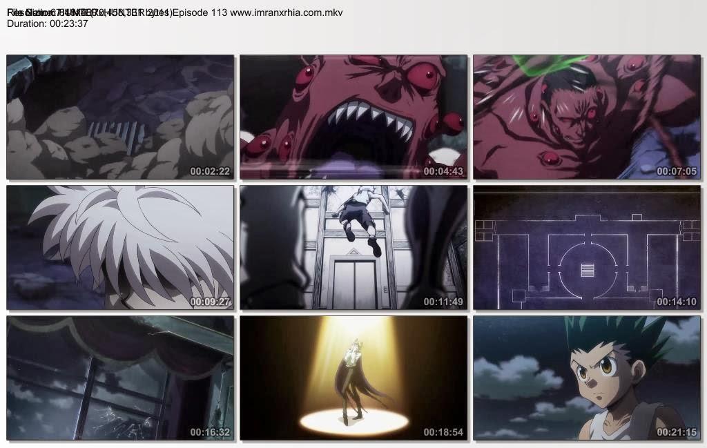 """Download Film / Anime Hunter x Hunter 2011 Episode 113 """"Serangga yang Berhutang"""" Bahasa Indonesia"""