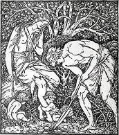 William Morris - A Dream of John Ball 1888.