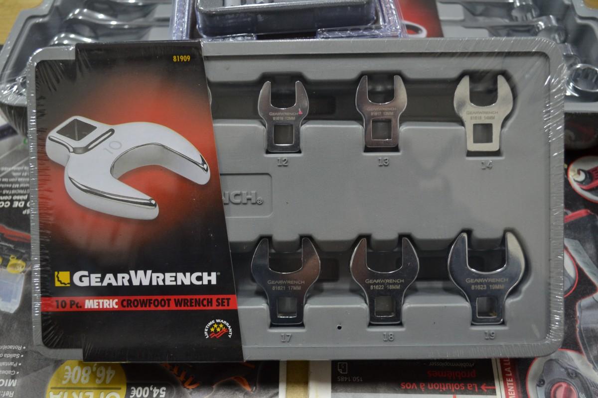 herramienta gearwrench
