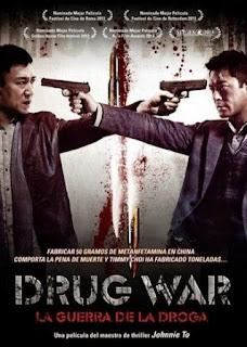 Drug War: La Guerra de la Droga Poster