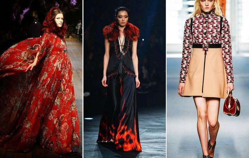 Top 10 Autumn Winter Trends of 2014, Dolce Gabbana, Roberto Cavallini, Loius Vuitton
