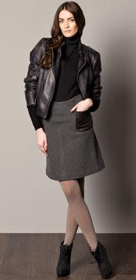 Caramelo otoño invierno 2012 2013 faldas mujer