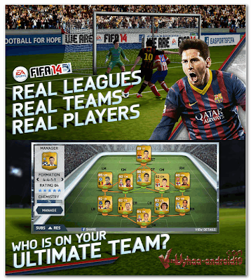 FIFA 14 1.2.8 FINAL PLUS DATA FOR ANDROID