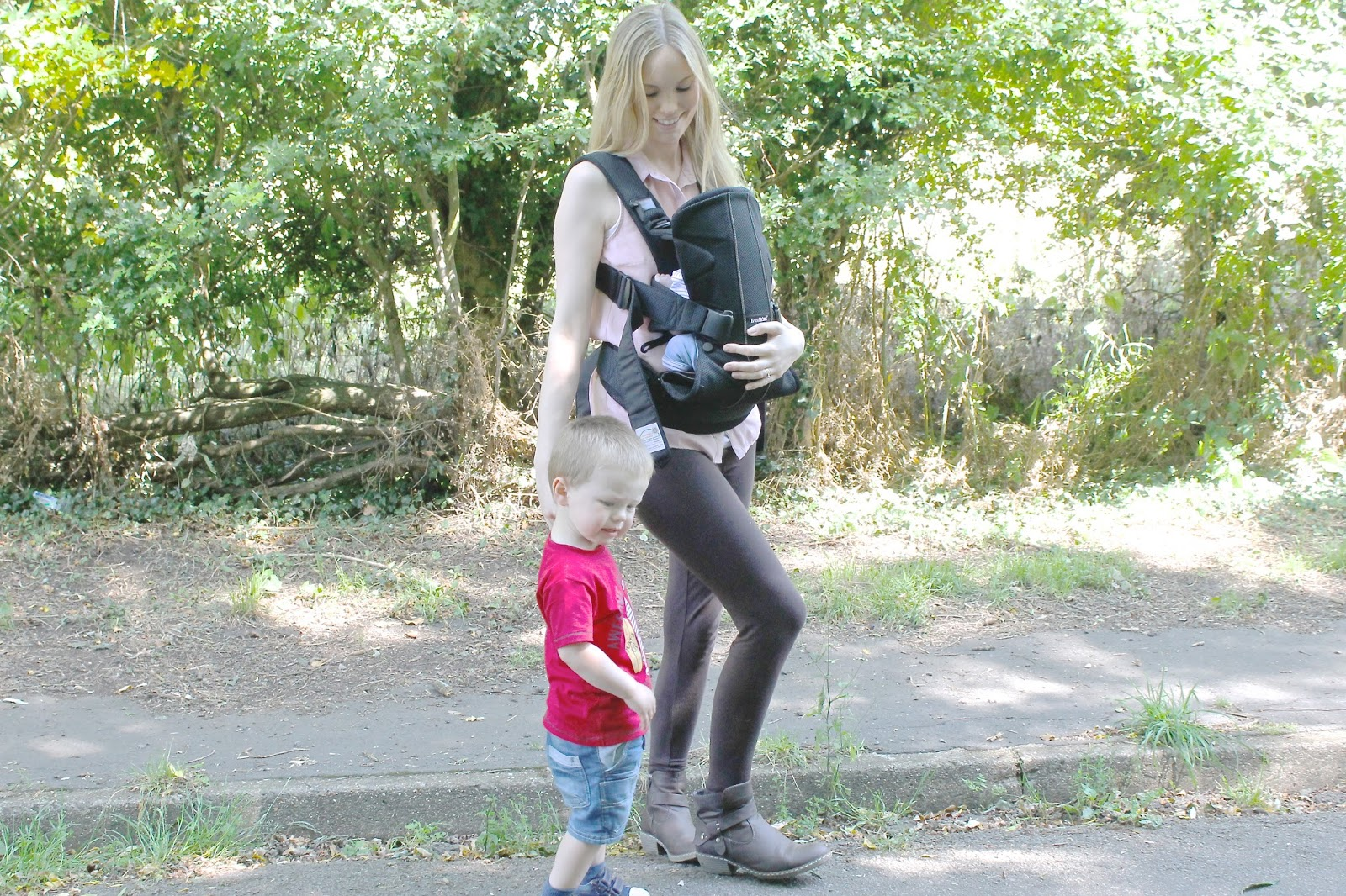 babybjorn baby carrier one review