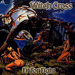 Witch Cross - Fit For Fight (1984)