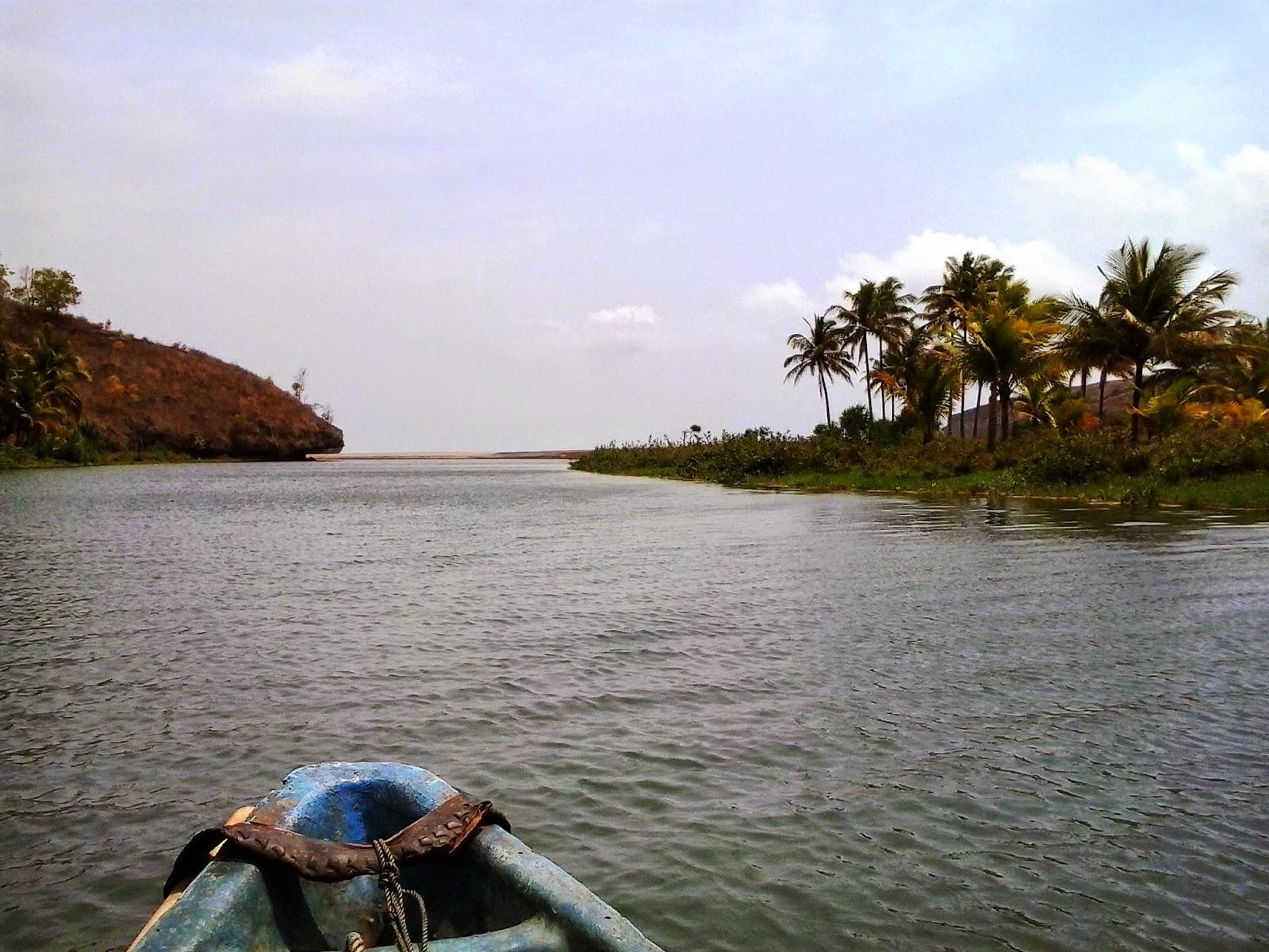 Wisata Air Sungai Maron