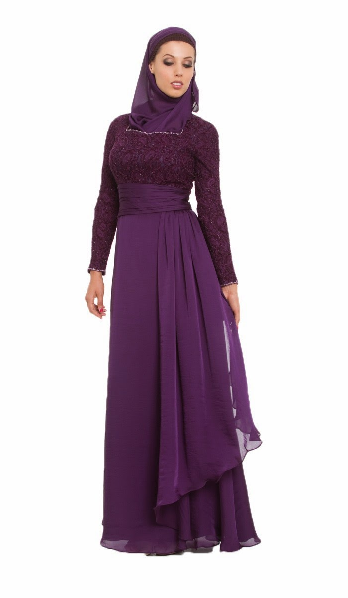 New Hijab Fashion Hijab Friendly Prom Dresses